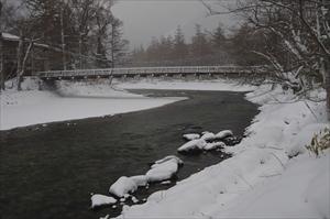 河童橋・・・。...