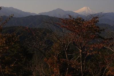 富士山もよく見えた。...