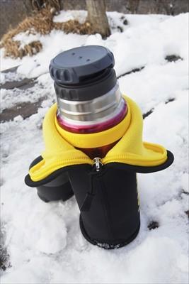 山専ボトル用のポーチ・・・。こ...