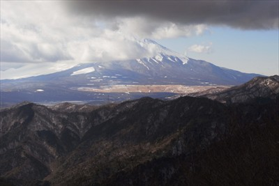あ〜あ、富士山どんどん隠れてい...