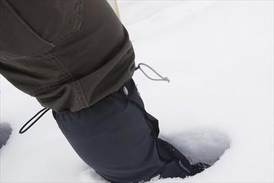 まだ、積雪は20cmくらい・・...
