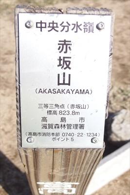 赤坂山 ポイント5...