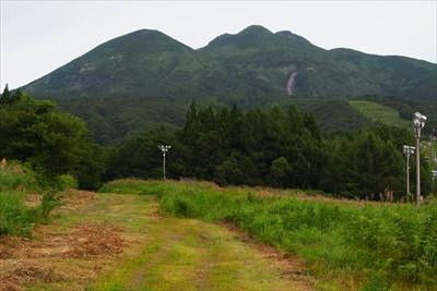 岩木山もよく見える・・・。けど...