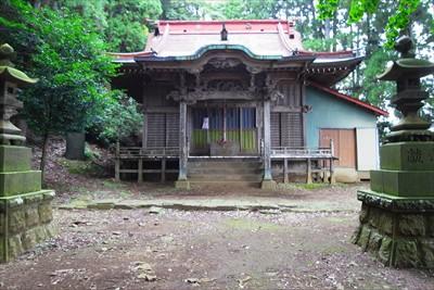 ふ〜、やっと浅間神社到着。...