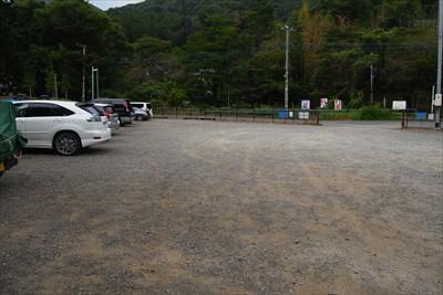 ・・・直接駐車場に出るルートが...