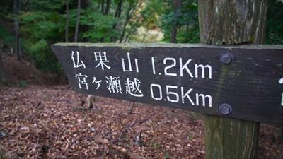 宮ヶ瀬越まで500m。いつもこ...