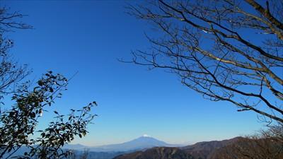 富士山を正面に見つつとんどん標...