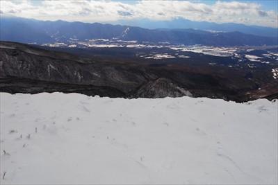 中央に富士見パノラマリゾートが...