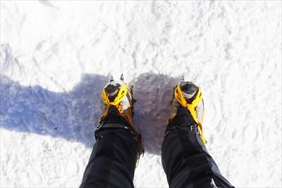 歩き始めて数歩でやけに足が痛い...