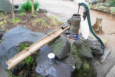 コッチの井戸は水は出るのか?...