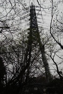 鉄塔。こっちは東秦野線14号。...