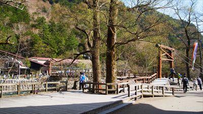 ・・・河童橋。...