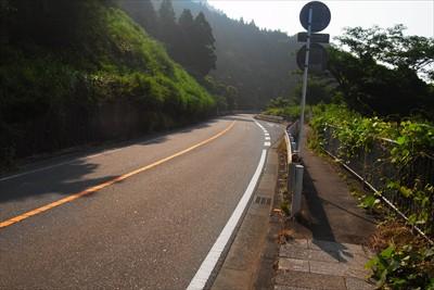 まずは土山峠に向かいます。土山...