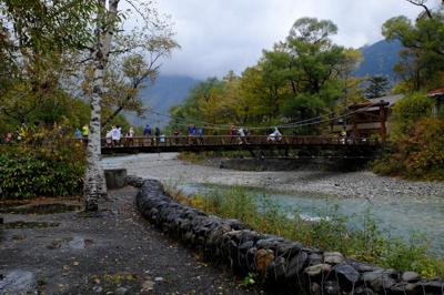河童橋。...