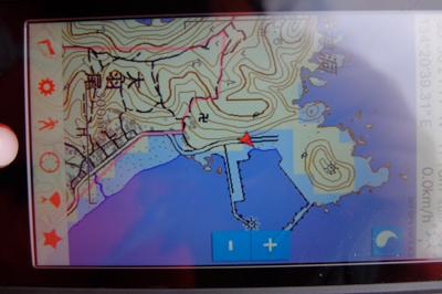 高島トレイルの時にも使用したi...