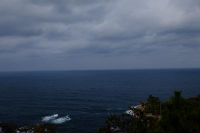 日本海!...