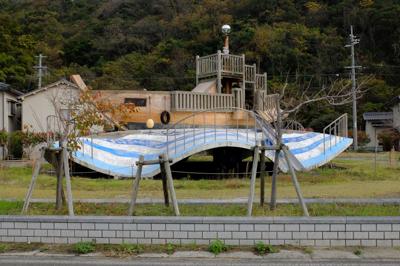 コース5はいさりび広場から鳥取...