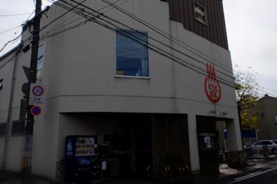 鳥取城の御門跡から25分程度で...