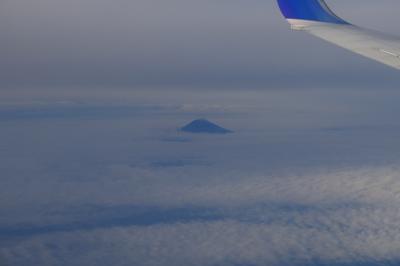 あっ! 富士山だ・・・。ってこ...
