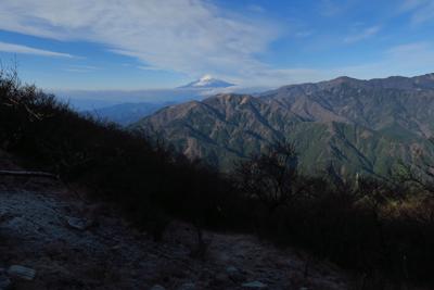 こういう富士山もいいね。...