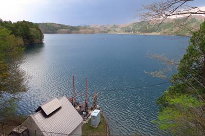 青木湖〜!...