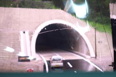新しいトンネルが出来ていた。こ...