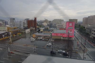 2日目・・・おもいっきり雨が降...