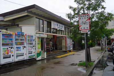 ・・・近鉄山田線の松阪駅まで5...