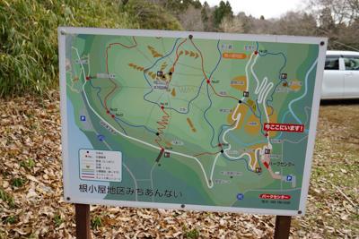 ・・・山頂までの地図があった。...