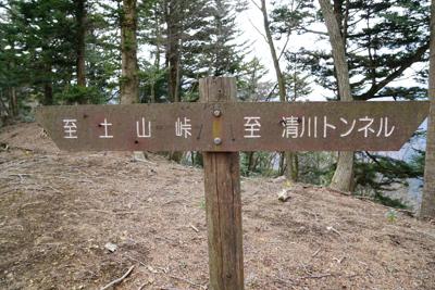・・・この道標にも・・・...