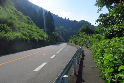 まずは土山峠に向かいます。...