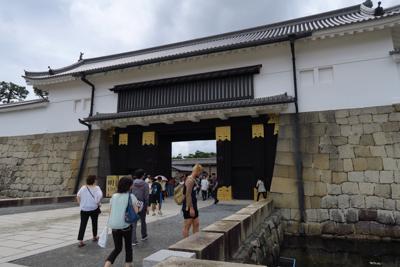 二条城! 徳川慶喜が約100年...