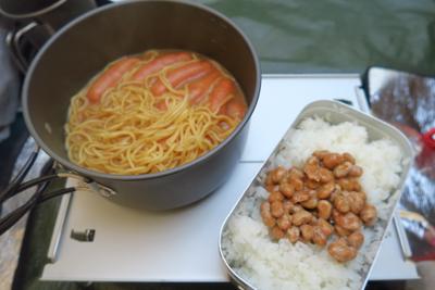 いただきます。 日本人の朝食は...