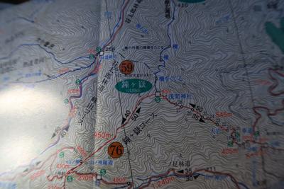 ・・・セオリー通り、地図で確認...