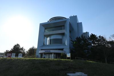 八戸市水産科学館マリエント。も...