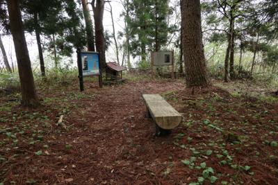 次のキャンプ予定地が近ければ、...