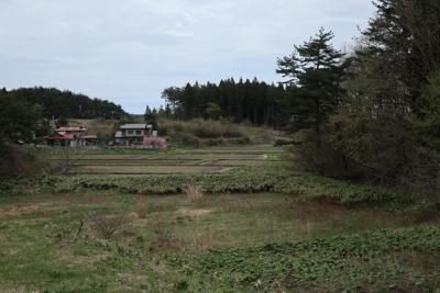 日本の原風景のような景色が広が...