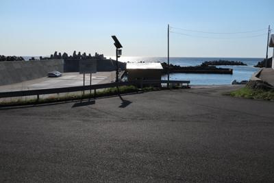 漁港?...