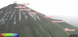 舌の根の乾かぬうちに11回目の富士登山・・・