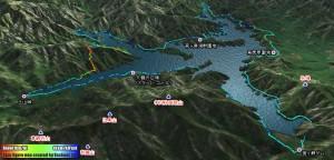 恒例に成りつつある宮ヶ瀬湖一周