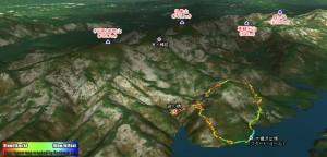 東丹沢の未知のルートを踏査してきました