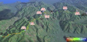 リベンジ高島トレイル1日目(後編)