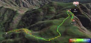 昨年に引き続き「縦走路で役立つ岩場講習(三ツ峠)」に参加してきました