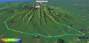 岩木山と青森観光