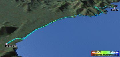 山陰海岸ジオパークトレイルを歩いてきました〜コース2〜