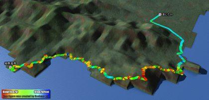 山陰海岸ジオパークトレイルを歩いてきました〜コース3〜
