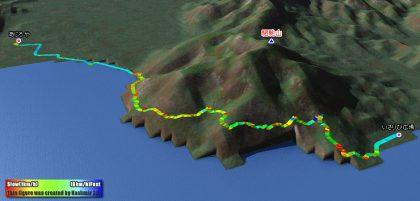 陰海岸ジオパークトレイルを歩いてきました〜コース4〜