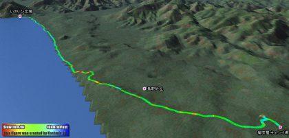 山陰海岸ジオパークトレイルを歩いてきました〜コース5〜