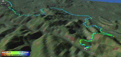 山陰海岸ジオパークトレイルを歩いてきました〜コース6〜