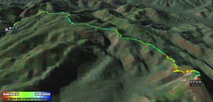山陰海岸ジオパークトレイルを歩いてきました〜コース7〜